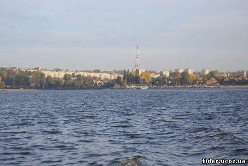 Каховское водохранилище